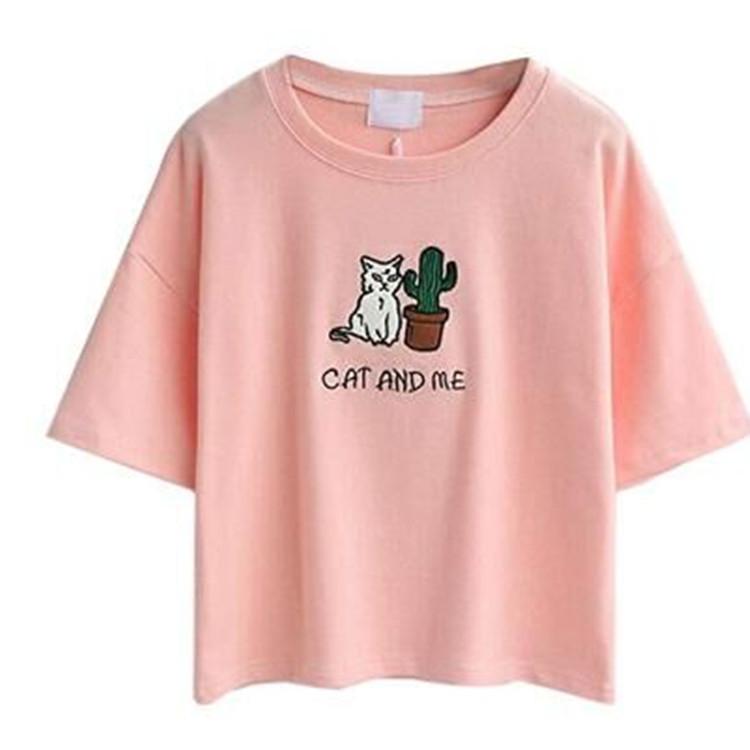 T shirt femme ALZA en Coton - Ref 3316156 Image 3