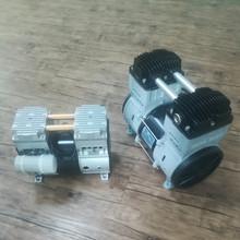 江蘇浙江山東絲印自動化設備用無油靜音微型活塞真空泵批發零售