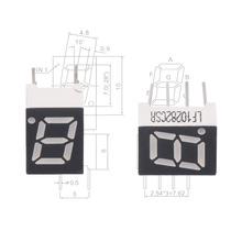 LF10282大功率led4位数码管 方形led彩色数码管 led数字显示管