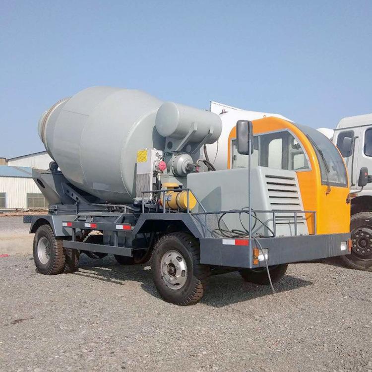 专业定制 水泥混凝土搅拌运输车混凝土输送泵罐 搅拌罐型号多种