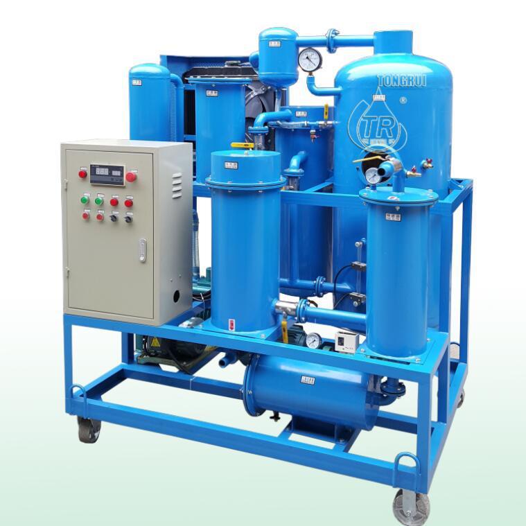 通瑞牌ZJD-50润滑油真空滤油机 液压油中低粘度油品水分杂质过滤