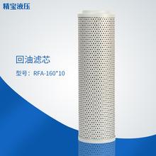 厂家定制FAX-25/过滤精度10液压配件液压过滤器滤芯回油滤芯