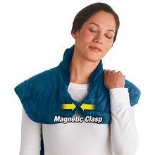 新品Thermapulse Relief Massaging Heat Wrap热敷减压按摩披肩