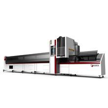 【异性管件】LC6002T-1000全自动上料激光切管机 嘉泰激光