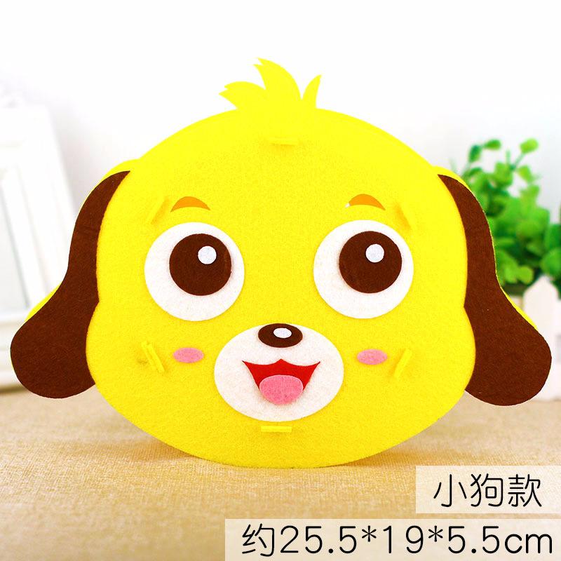 Non-woven lantern (puppy) does not contain a light pole