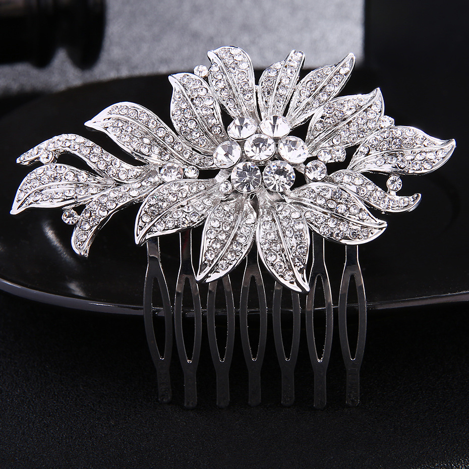 Alloy Fashion Geometric Hair accessories  (Alloy) NHHS0220-Alloy