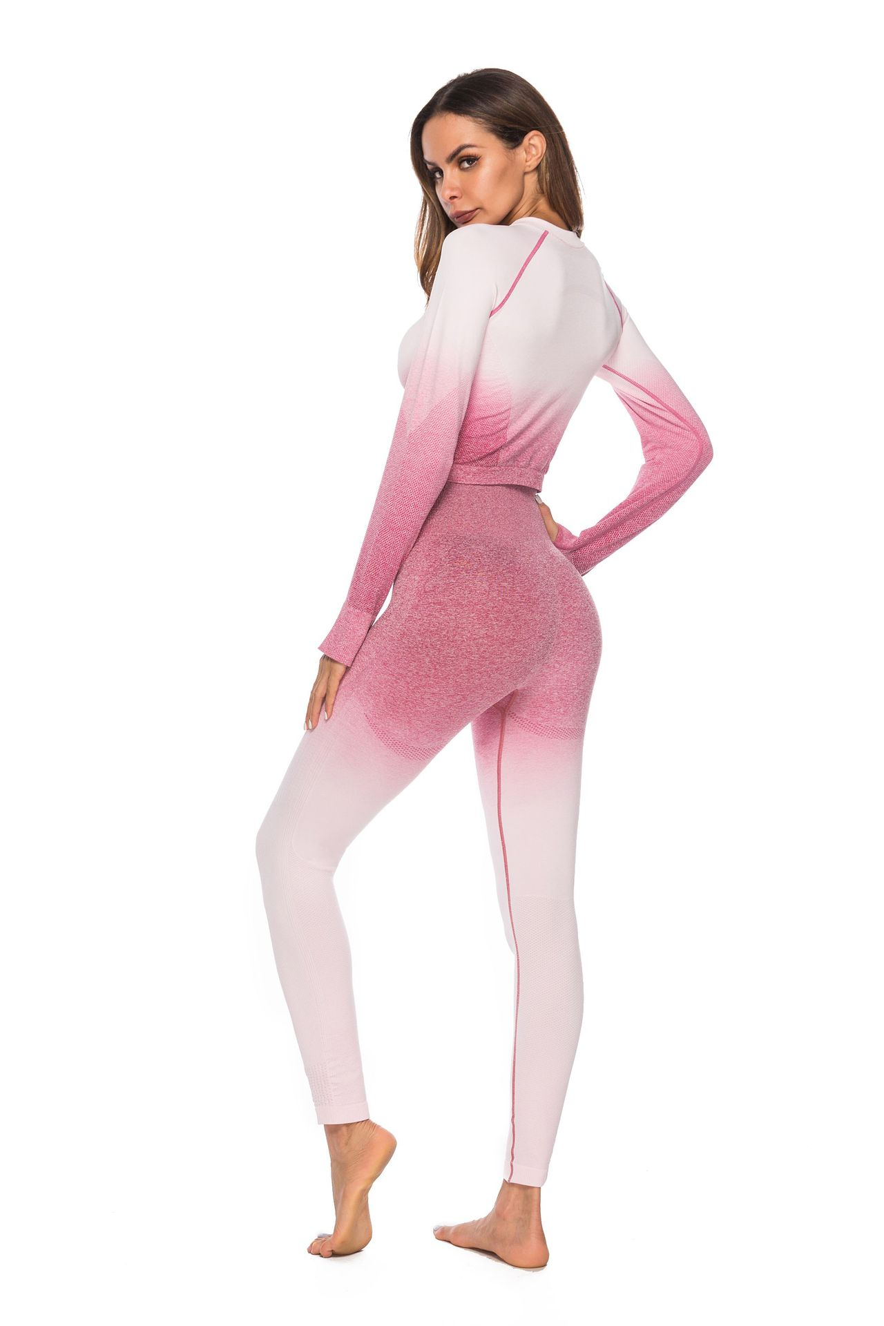 women's quick-drying fitness running sports yoga suits NSNS12223