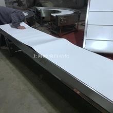 皮带输送机 不锈钢食品级皮带输送机 上海厂家直销皮带机