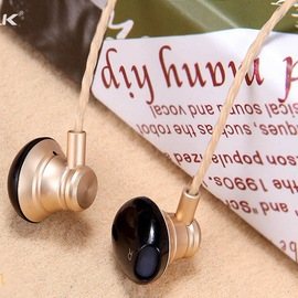 High-tech E11 intelligent line control stereo music mobile phone headset call 3.5 in-ear universal direct perfume