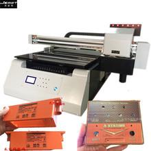 金属路牌打印机 亚克力不锈钢彩印机 铝合金路牌彩色uv平板打印机