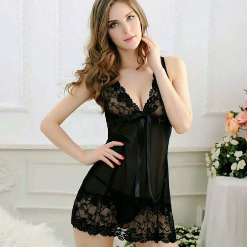 Women sexy sleepwear role play clothing Sexy Lingerie