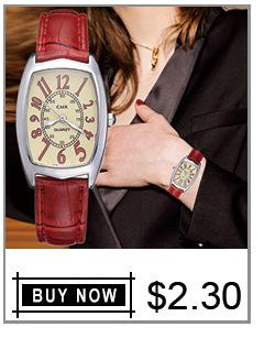 Простой кварцевые часы Для женщин женские Фирменная Новинка 2018 Наручные для