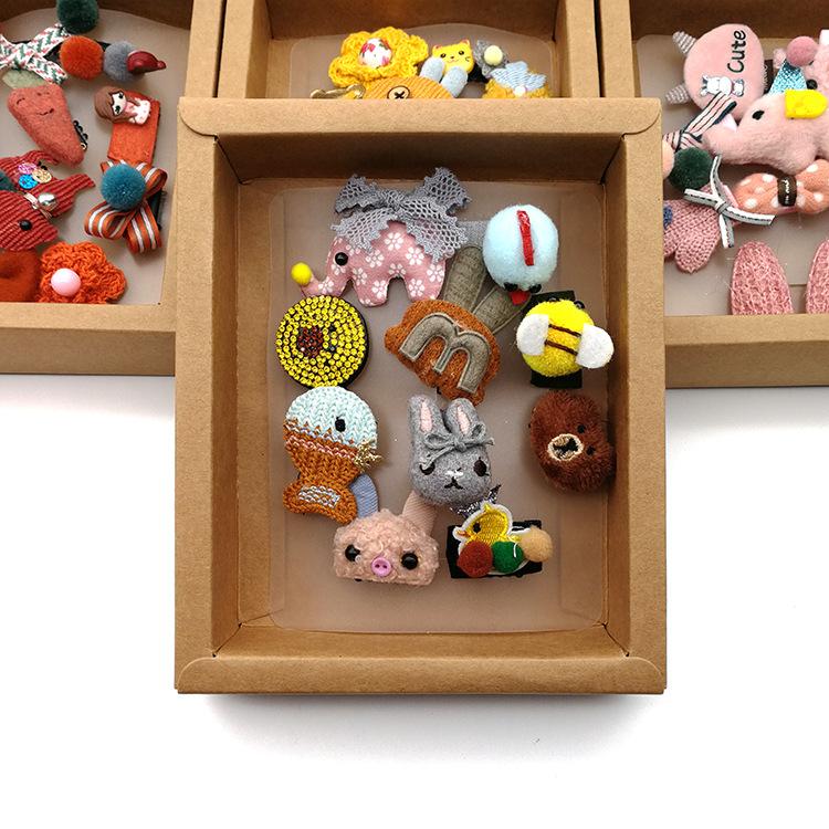 Baby hair clips baby hairpins hair ornaments hair clips Korean infants princesses children hair accessories NHSA226587