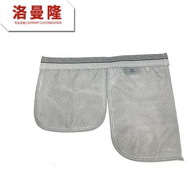 春亚纺口袋布TC 色织 全涤印花 格子交织棉条子口袋布210T定制