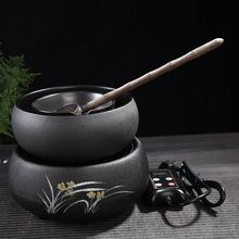 黑茶煮茶器 陶瓷電陶爐 茶壺蒸汽茶具泡茶溫茶電熱燒水壺溫酒器
