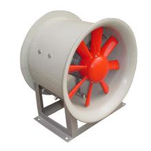 轴流风机T35玻璃钢防腐防爆轴流风机低噪音排烟通风机可加工