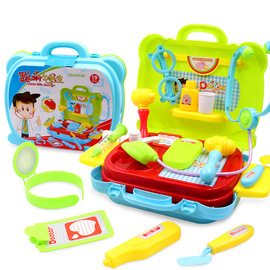 19 sets of real educational medical tools plastic children's family doctor toys set Chenghai toys
