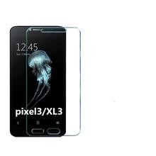 适用谷歌Google Pixel 4A/5 XL钢化膜 Pixel3高清手机钢化玻璃膜