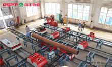 长期供应 预制生产线 整体方案 老生产线固定式