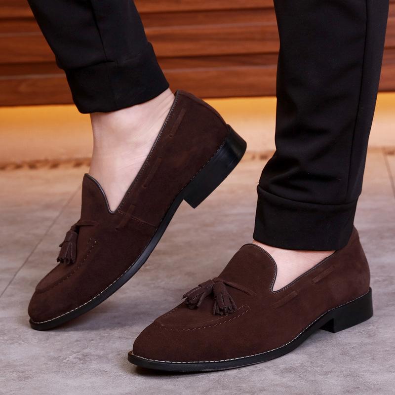 男式休闲单鞋