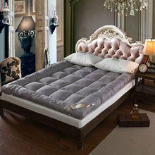 羽丝绒软床垫立体加厚10cm床褥