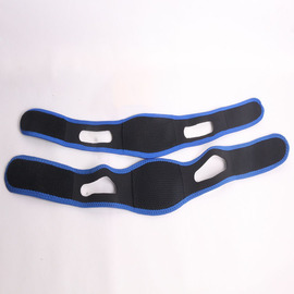 Professional snoring device to prevent snoring stop belt avoid open mouth breathing snoring correction belt back