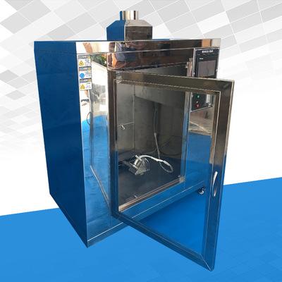 塑料耐燃燃烧试验机针焰燃烧试验箱纺织品泡沫塑料燃烧性能试验箱
