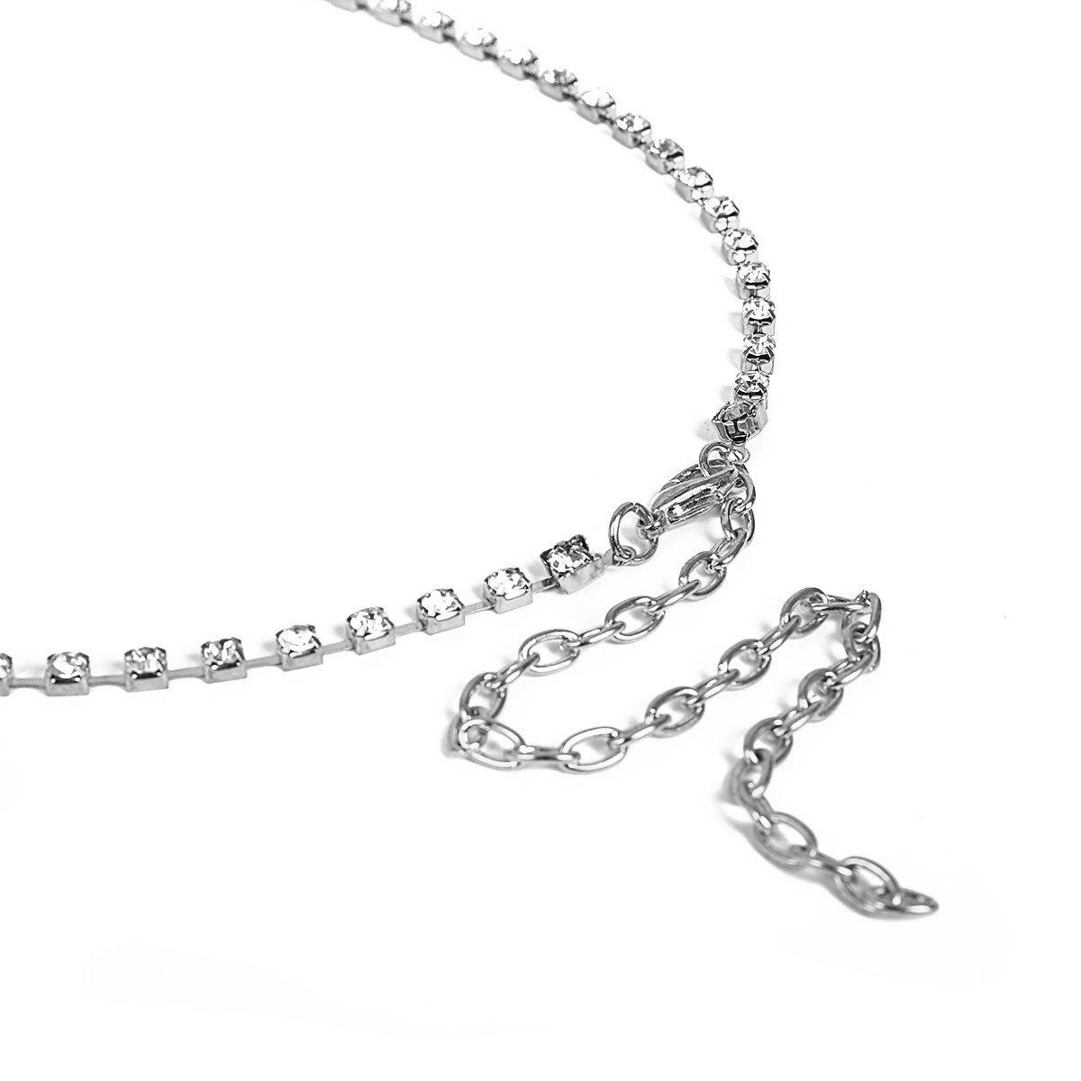Alloy Fashion Geometric Body jewelry  (Leg chain single alloy) NHXR2352-Leg-chain-single-alloy