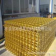 【复合井盖】玻璃钢填料托架玻璃钢纤维托架玻璃钢拉挤组装格栅58