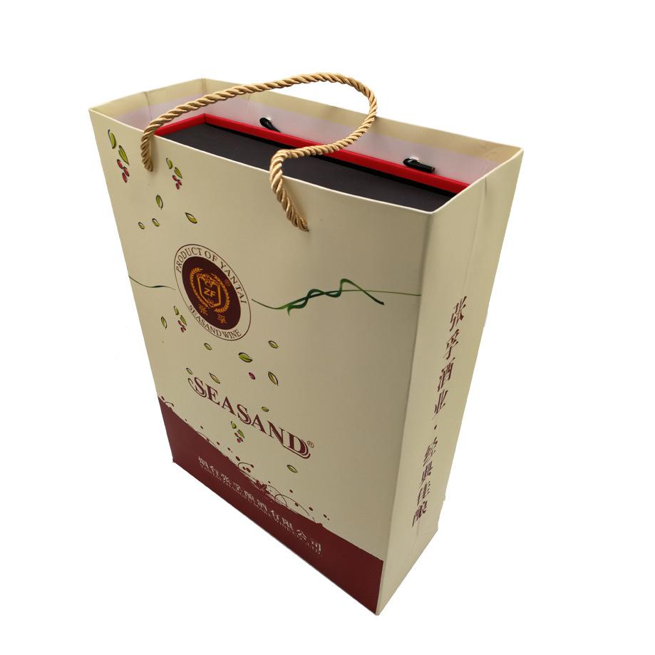 塞丹德SEASAND古堡干红葡萄酒张孚酿酒八月十五礼品盒 厂家直销