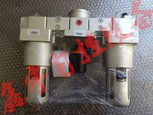 三联体 油水分离器AFC-2000三联件 气动二联件BRF-400 G1/2英寸