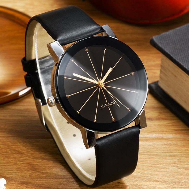 Manufacturer wholesale fashion couple belt spot watch student personality couple meridian Watch
