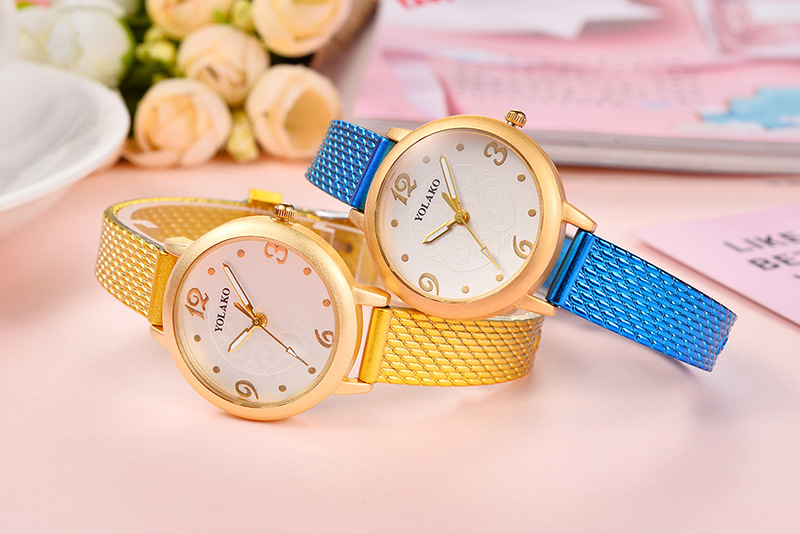 Alloy FashionWomen watch(white) NHSY1310-white