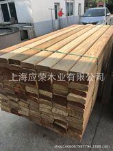 廠家直銷 非洲菠蘿格原木木材 免費防腐木 菠蘿格木板價格園