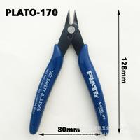 PLATO170 высокая Модельная модель плоскогубцы для обрезки бумаги электронная сигарета инструмент гвоздь клипсатор диагональные плоскогубцы 170ii нагревательная проволока