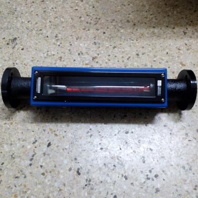 GA24-80F防腐型流量计,DN80口径玻璃转子流量计,内衬四氟流量计