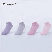 新款女防靜電船襪銀纖維少女糖果色女襪淺口舒適棉襪廠家一件代發