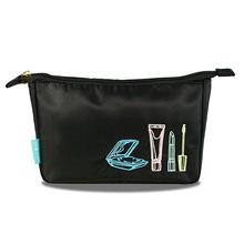 定制尼龙涤纶化妆包 拉链印花旅行收纳包套装 时尚饺子包洗漱包袋