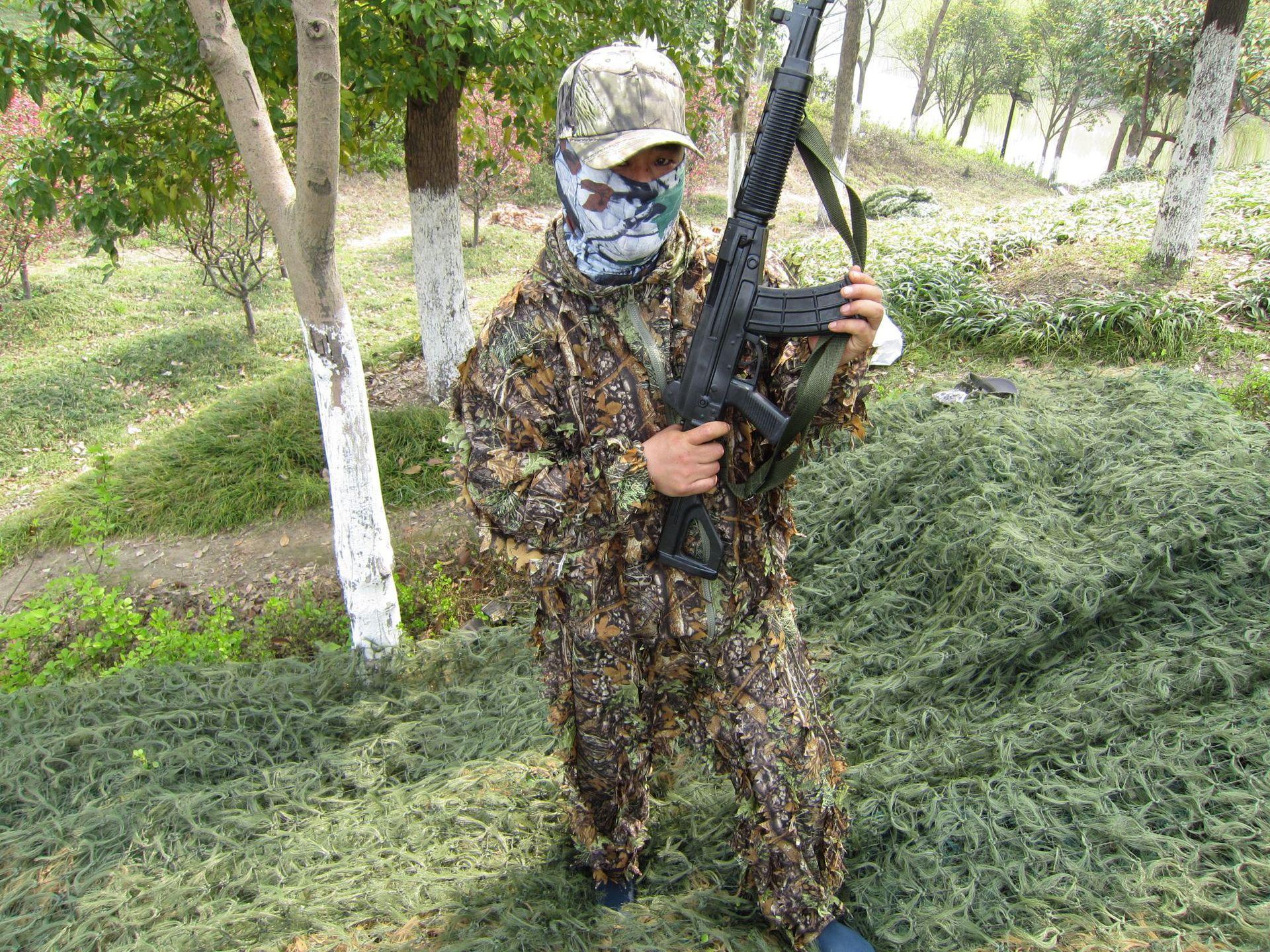 Equipement de défense LUMIèRE ANTARCTIQUE - Ombrage furtivité individuelle - Ref 3401240 Image 3