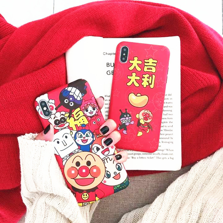 Cartoon Bread Superman for Apple x Mobile Shell XS Max/XRiPhoneX/8plus Women's iphone6 ​​