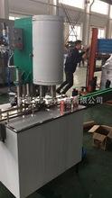 厂家定制各种规格易拉罐连续式封口机 马口铁封盖机