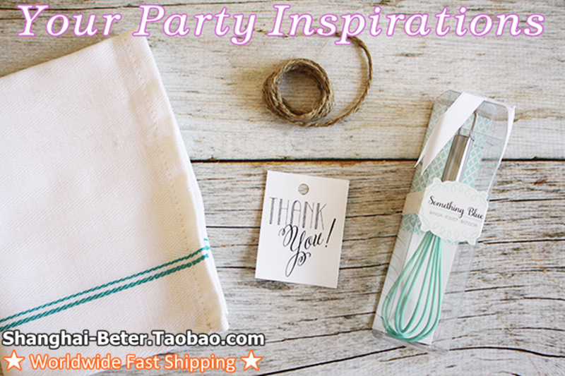 Tiffany and Rustic Theme Party Inspirations