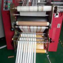 多色双面织带转移印花机 油温加热数码印花滚筒织带转印机印花机