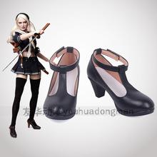 美少女特工队洋娃娃cos鞋cosplay鞋定制