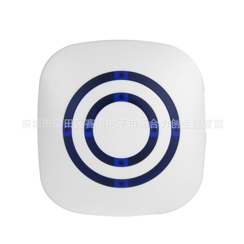 多功能感应门铃迎宾器 欢迎光临感应器 插电红外线分体门铃