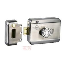 电控锁单元门灵性电机锁楼宇对讲门禁电锁安星现货楼道门锁静音锁