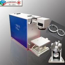 半导体激光器及电源 光纤激光打标机标刻LED灯 塑料 金属 图案