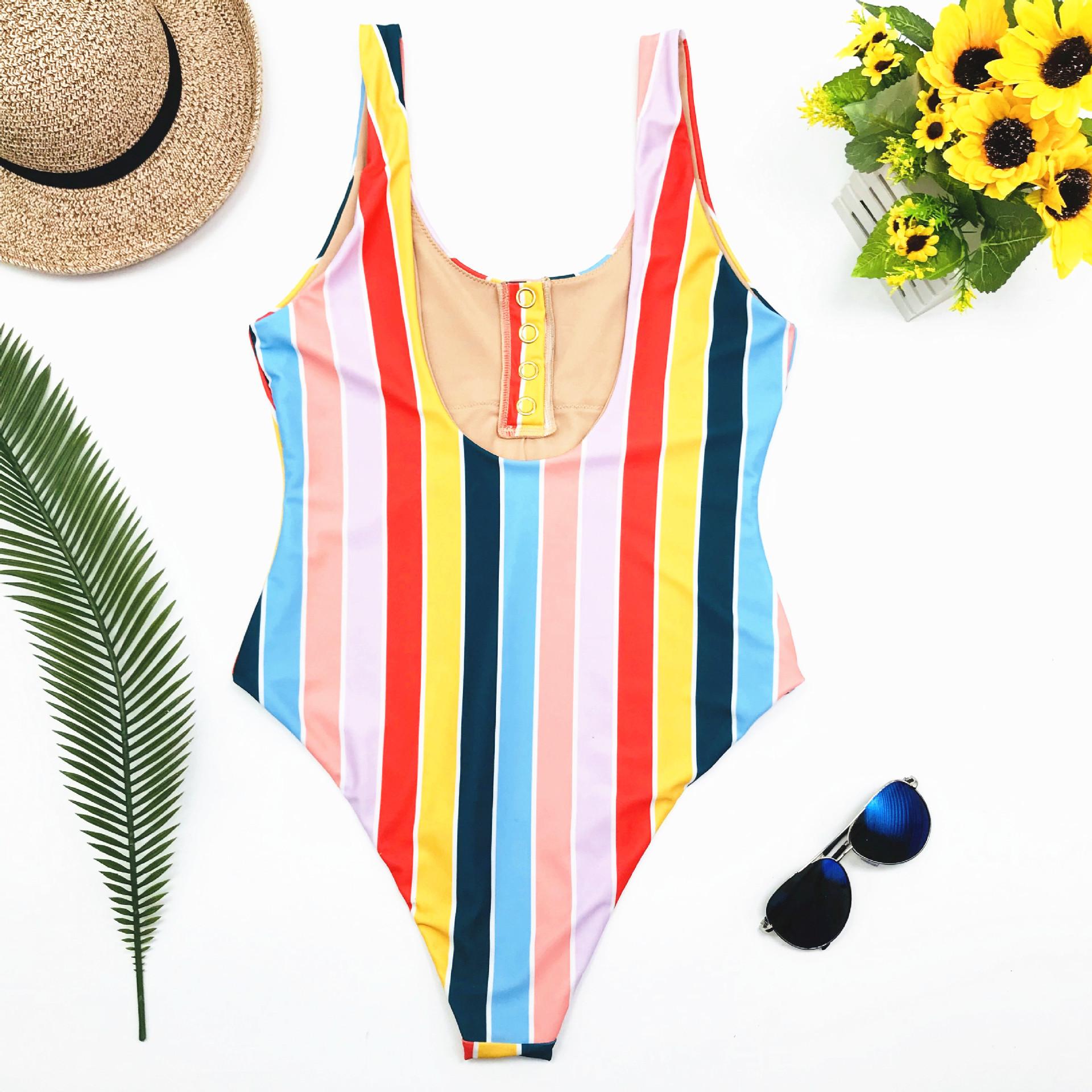 Polyester Fashion  Bikini  (9010-S)  Women Clothing NHHL0920-9010-S