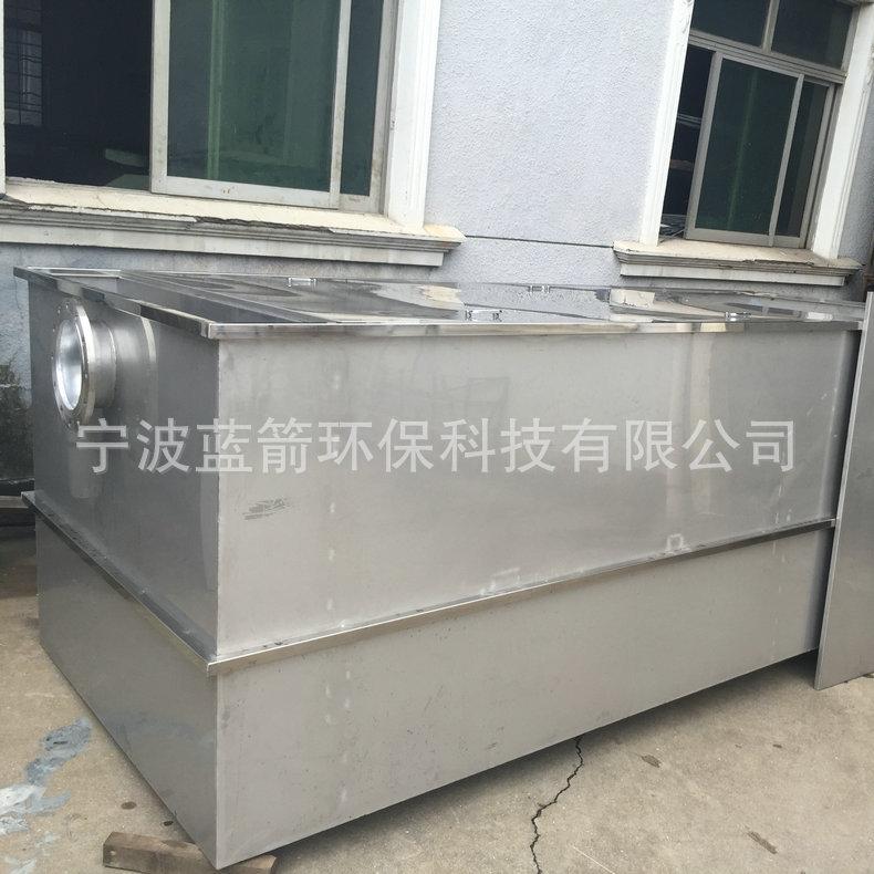 厂家生产 不锈钢隔油池 厨房隔油池 饭店隔油池 隔油池销售