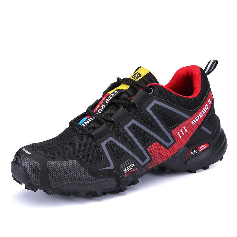 AliExpress outdoor men's hiking shoes no...